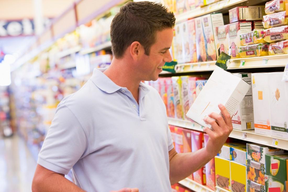 Учись читать этикетки на продуктах. И знай, чем кормишь свой организм