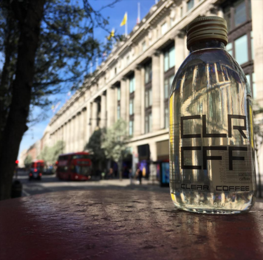 CLR CFF — чистая вода + кофейные зерна