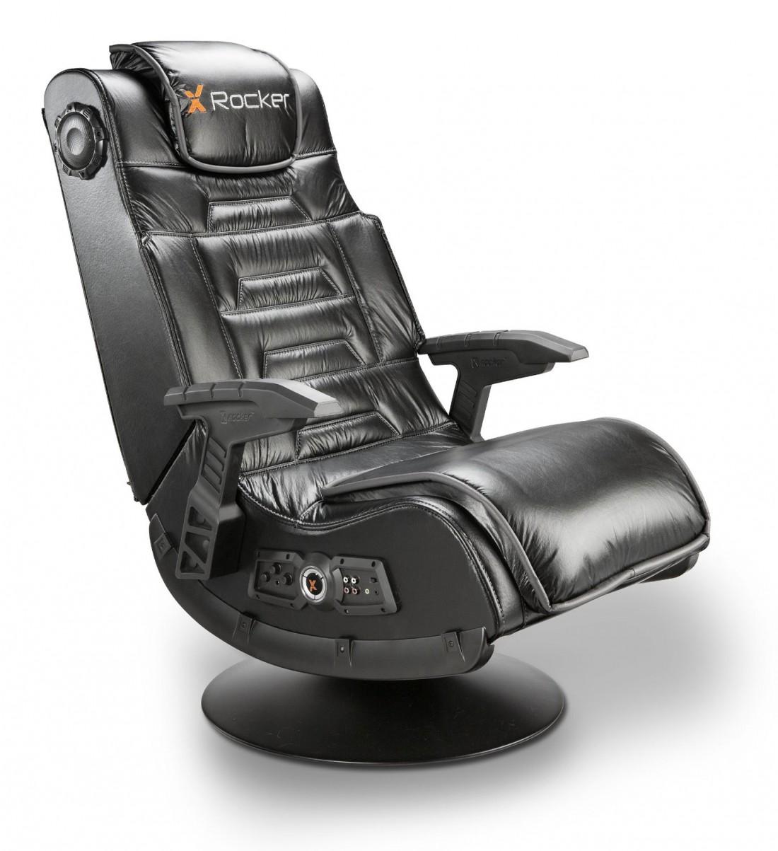 Геймерское кресло X Rocker Pro Gaming