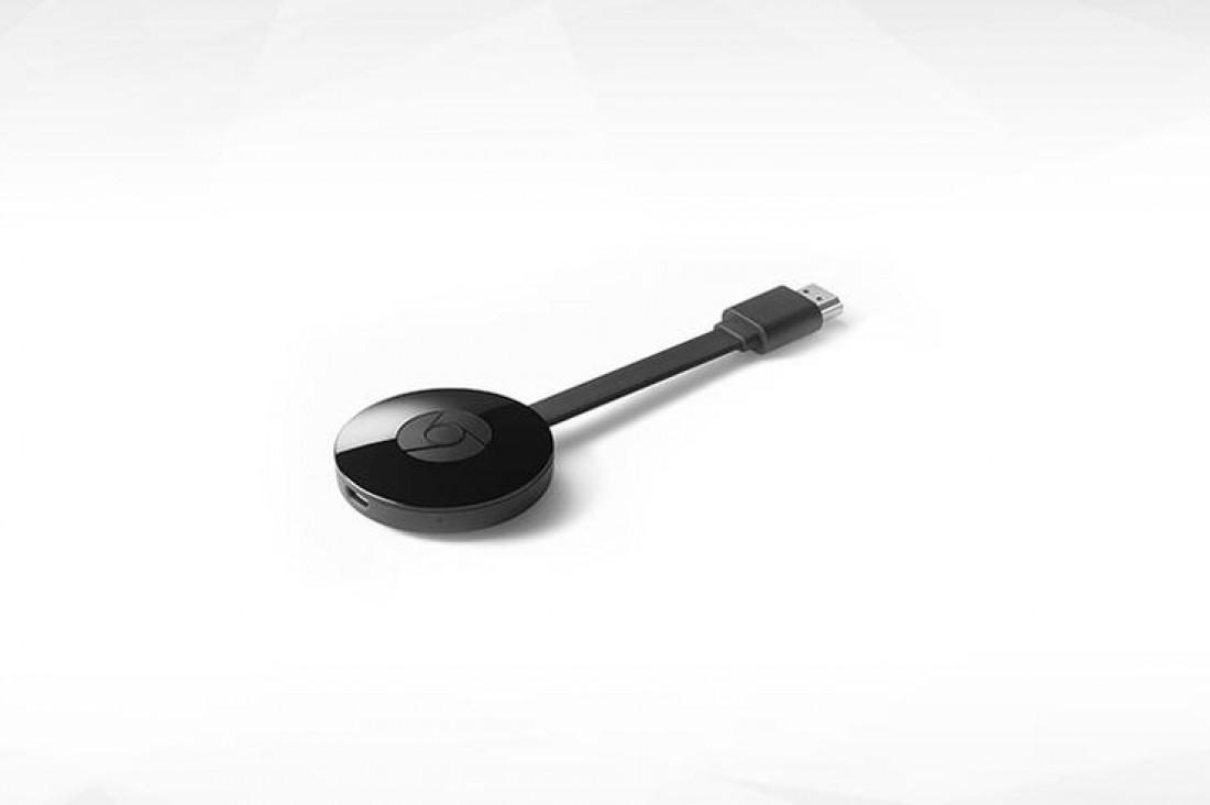 Перехлдник со встроенными драйверами Chromecast. Цена - 900 грн