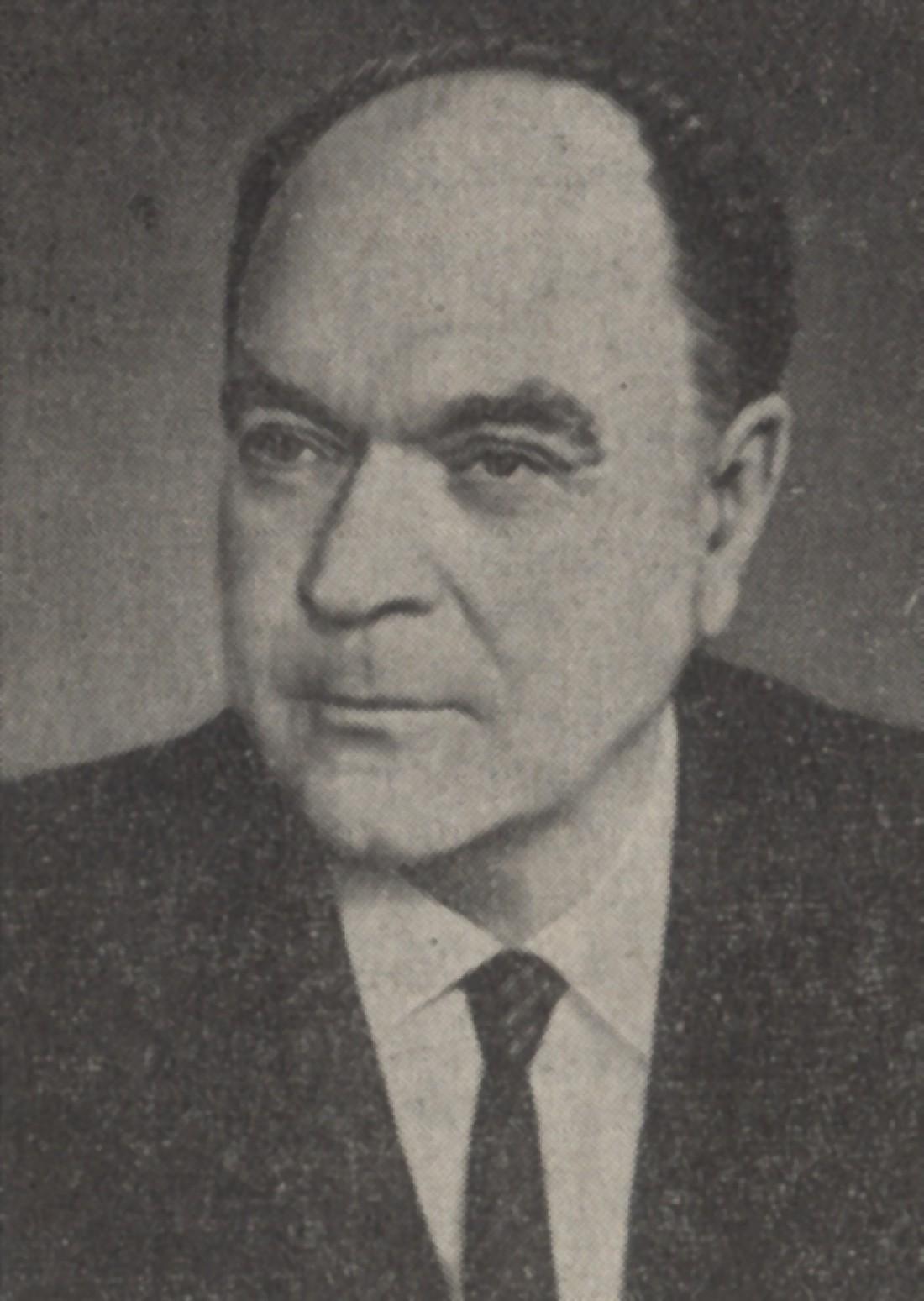 Советский нейрохирург Борис Егоров. Предложил трепанацию вместо лоботомии