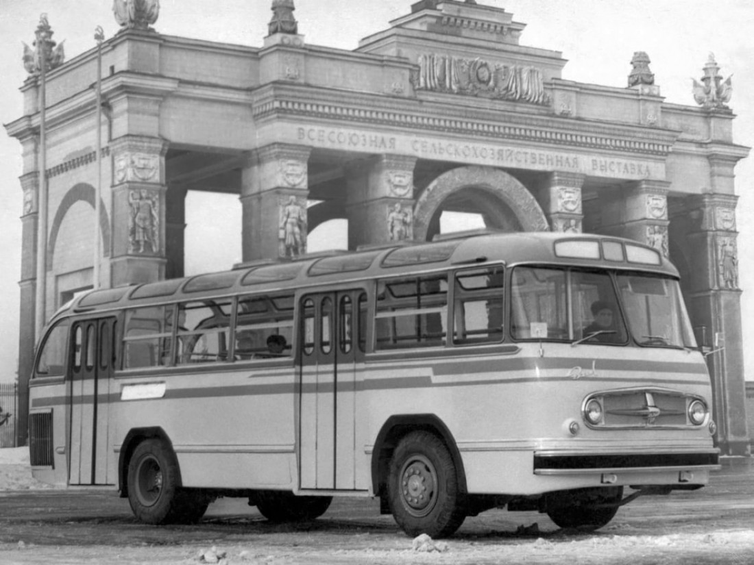 ЗИЛ-159 (1958). Его