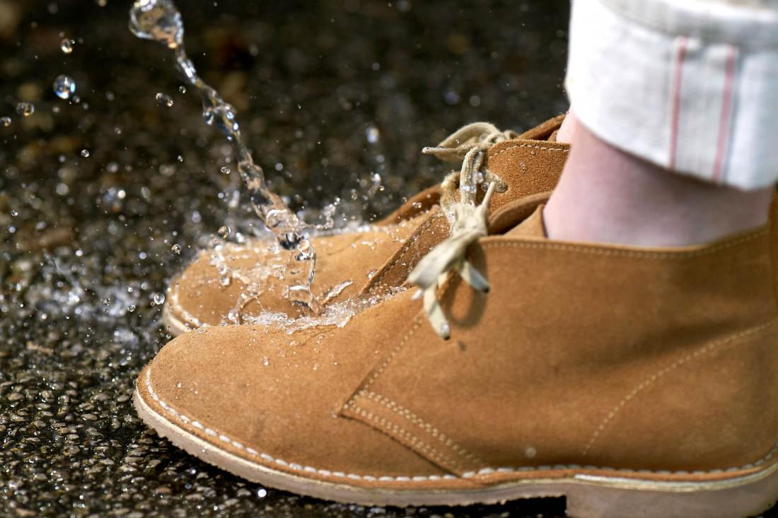 Спаси ноги от осенней влаги — сделай любимую обувь водонепроницаемой