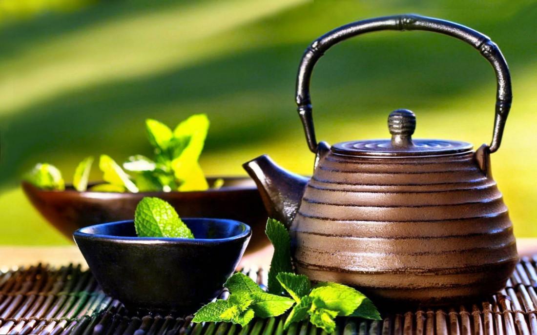 Зеленый чай — кладезь антиоксидантов