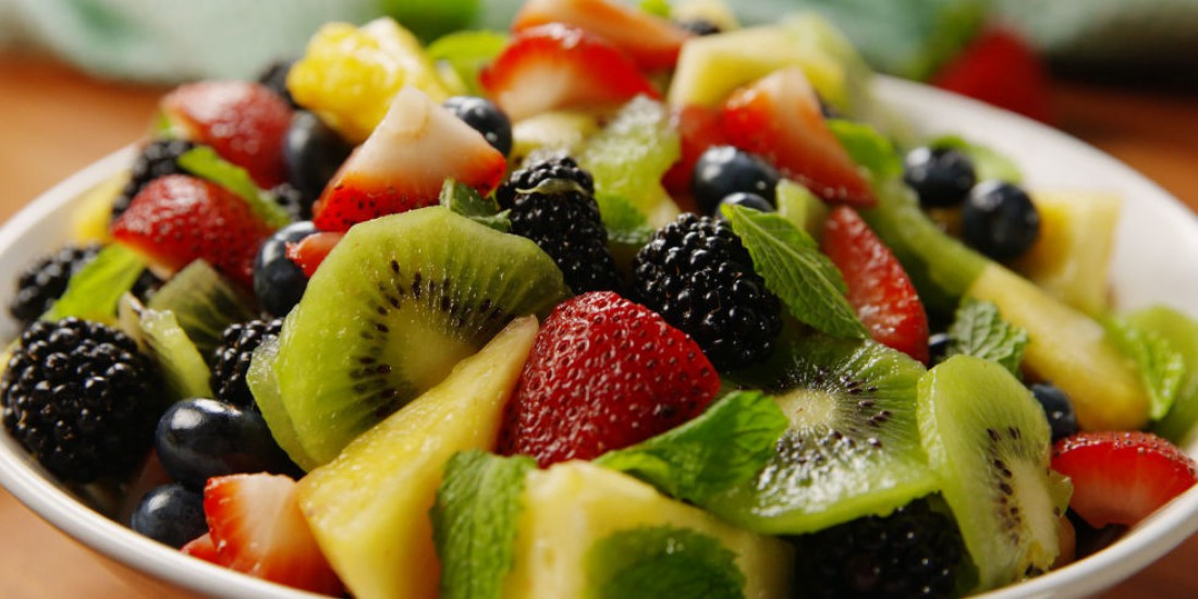 Как побороть депрессию — каждый день ешь свежие фрукты и овощи