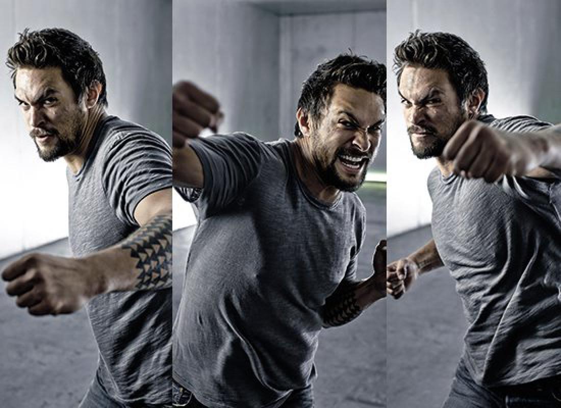 Джейсон любит боксировать