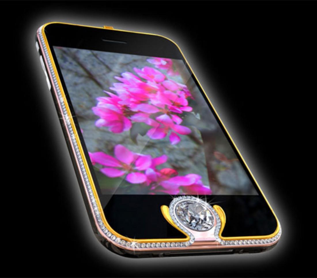 iPhone 3G Kings Button — $2,4 миллиона