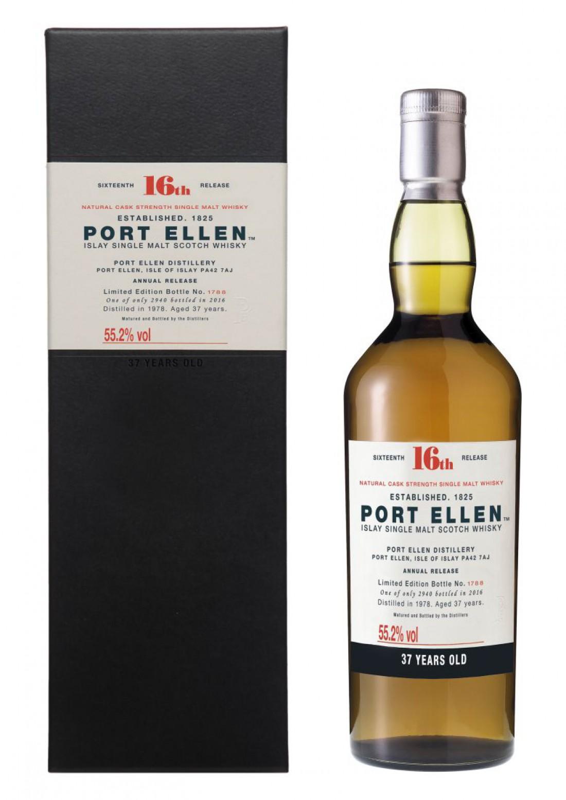 Port Ellen 37 Year — $4,000