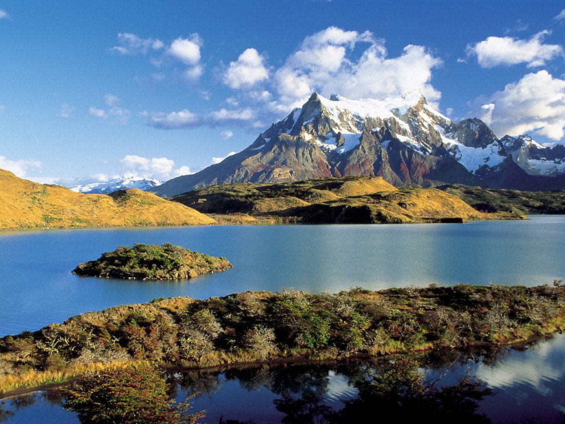 Чилийская природа — отличное место для одиноких путешествий