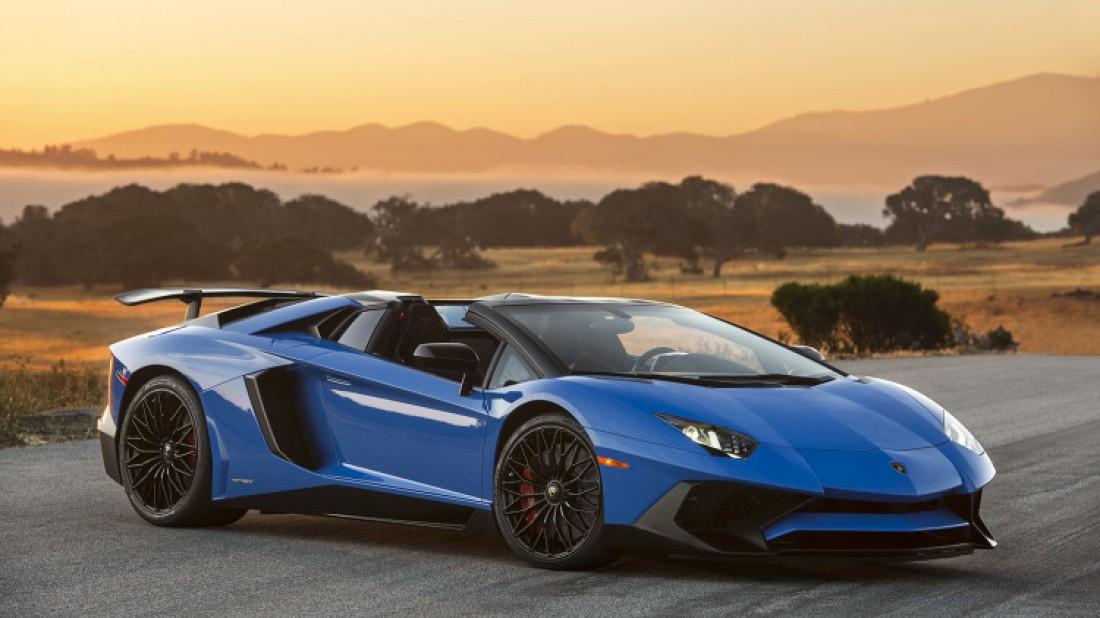 №1. Lamborghini Aventador LP 750-4 SV 2016 — $530 тысяч