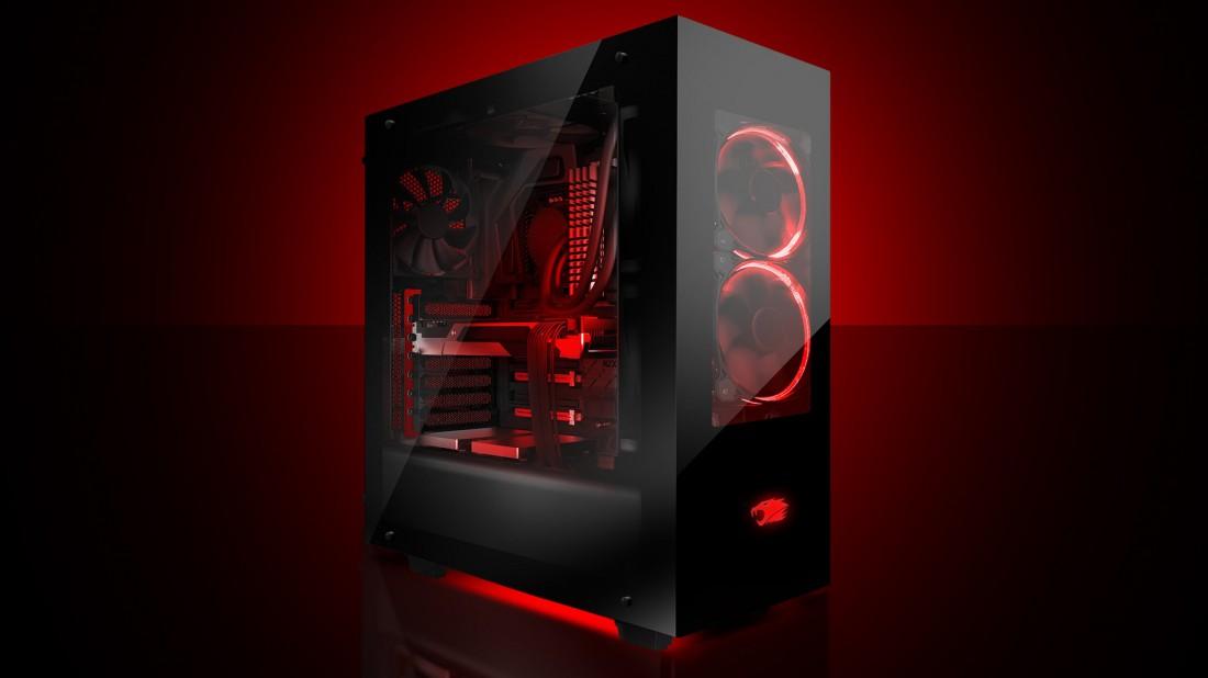 Лучший подарок техноману на Новый год — мощный игровой компьютер