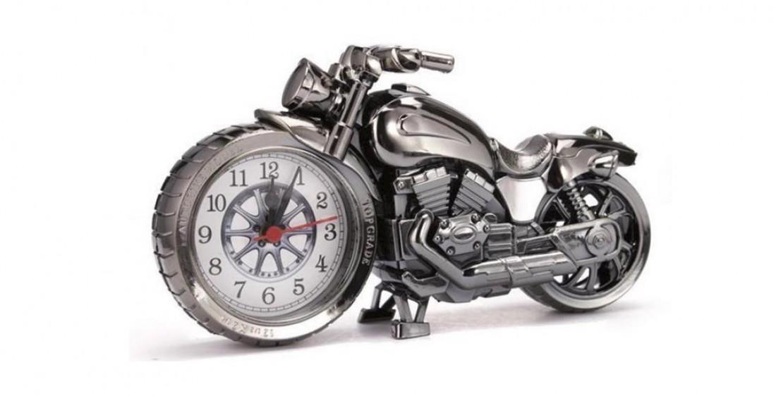Будильник Motorbike. Не звенит, рычит, как чоппер