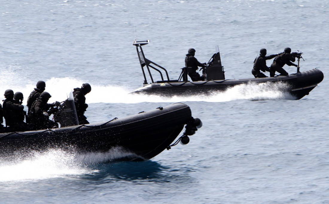 Спецназовцы испанского флота когда-то были