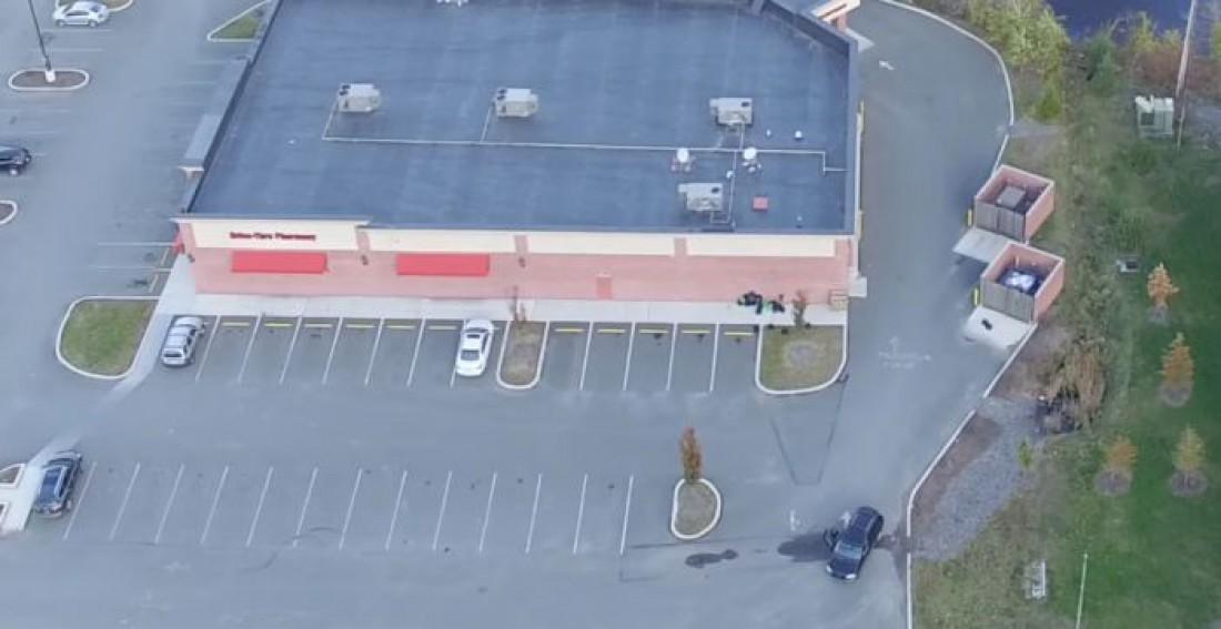 Американец уличил жену в измене с помощью дрона