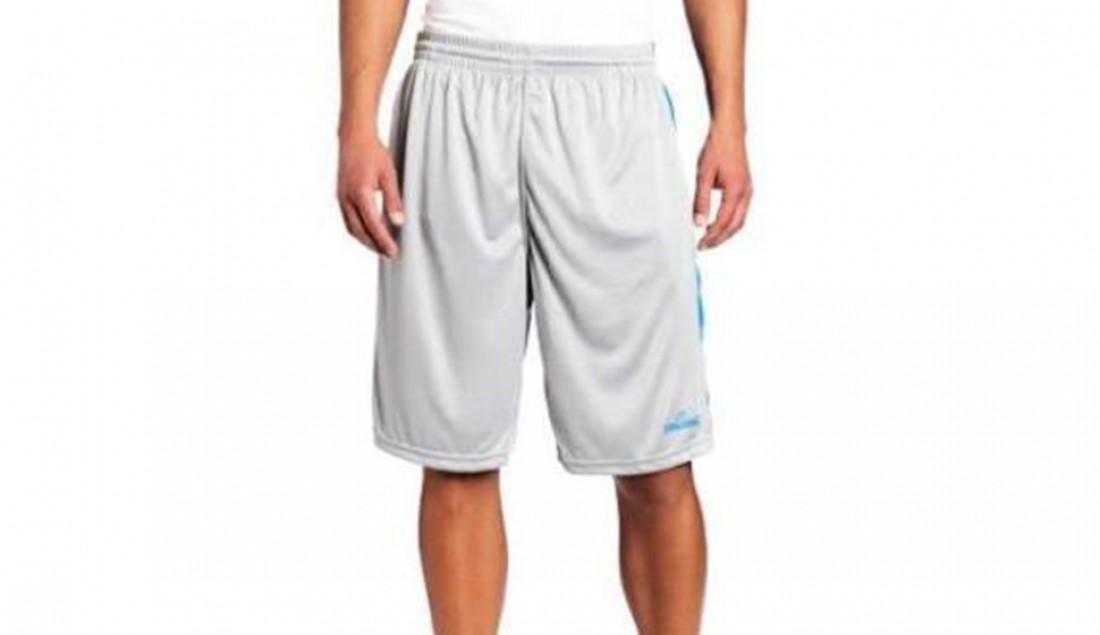 Баскетбольные шорты носи, когда играешь в баскетбол