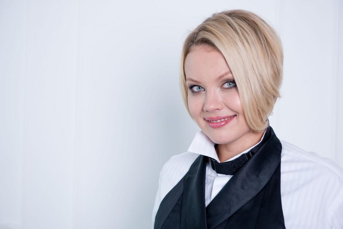 Украинский психолог и сексолог Влада Березянская