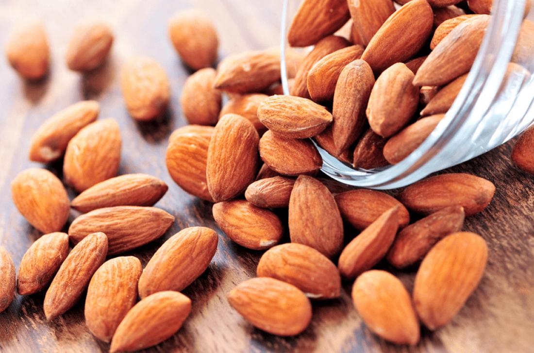 Ежедневно съедай 22 миндальных орешка