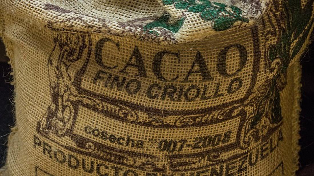 Какао стали пить еще в древние времена в Южной Америке