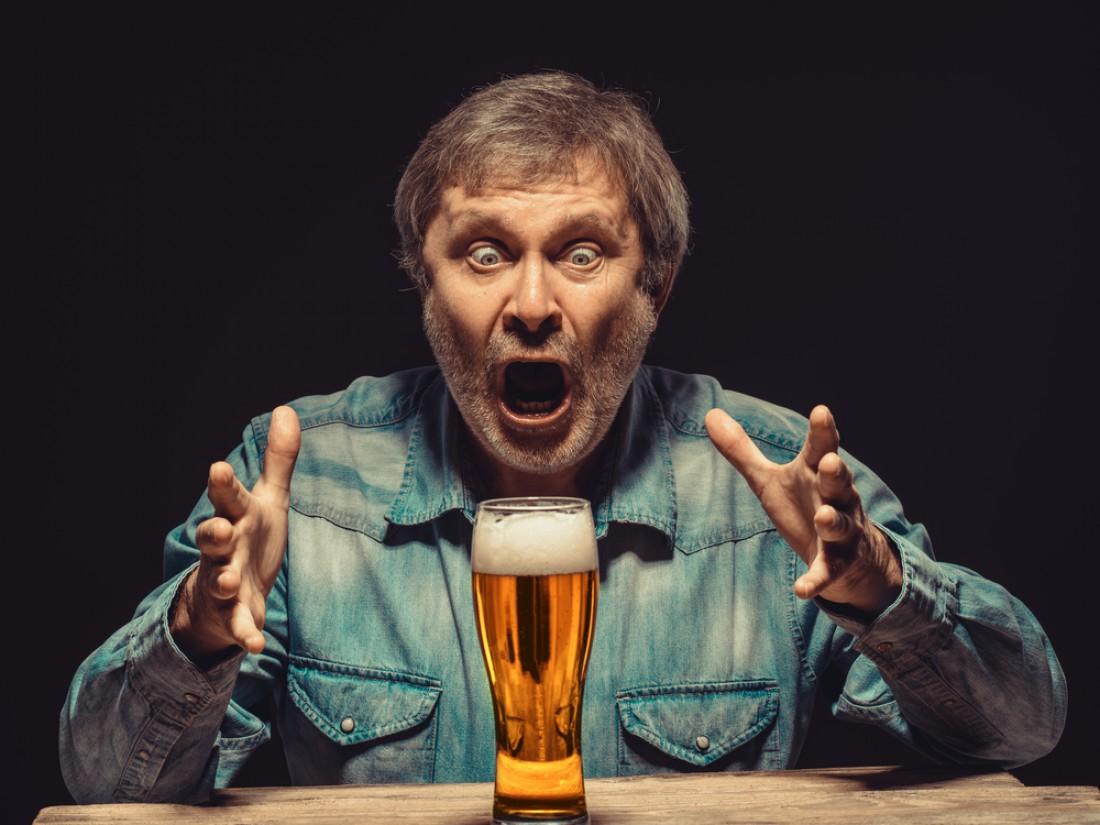 А ты любишь пиво с пенкой?