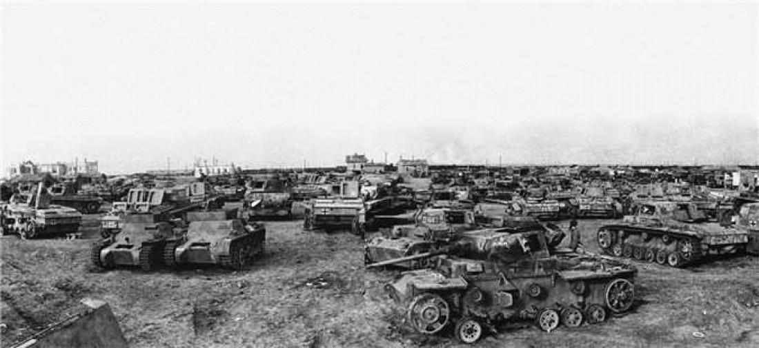 Курскую битву в народе прозвали