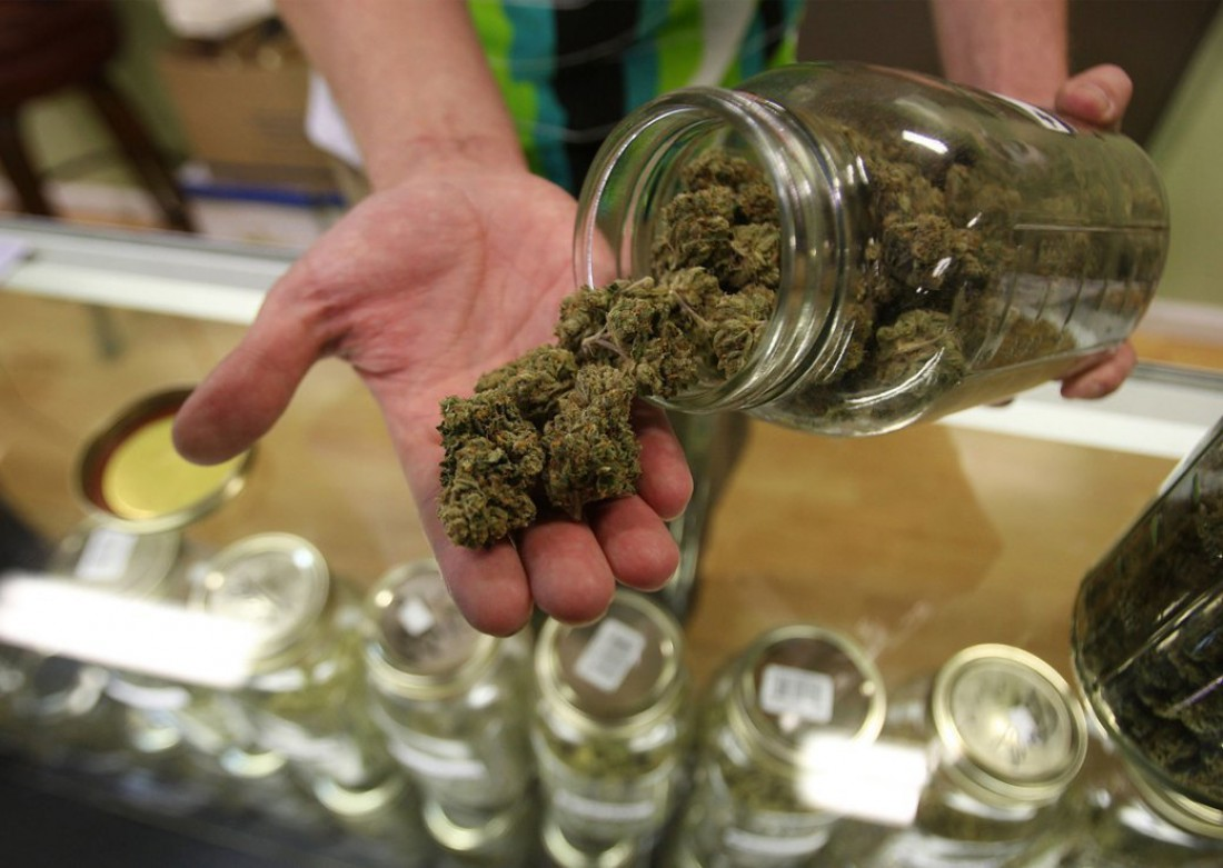 В некоторых штатах Америки марихуану легально используют в качестве успокоительного