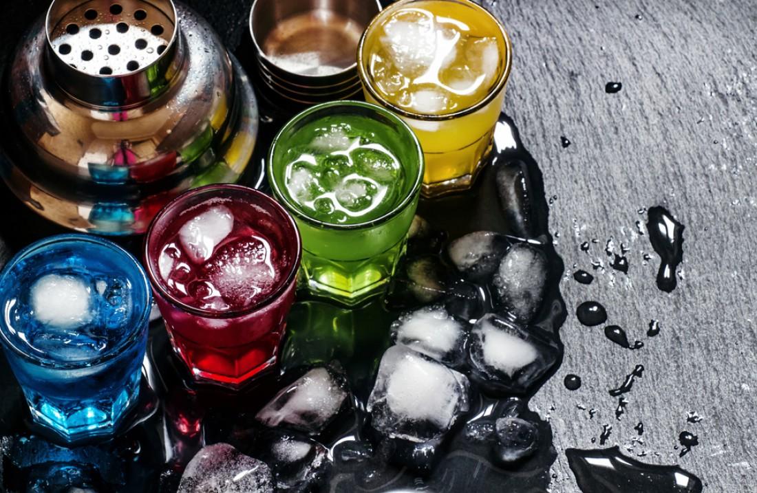 Готовь красивые коктейли — чтобы было желание попробовать все
