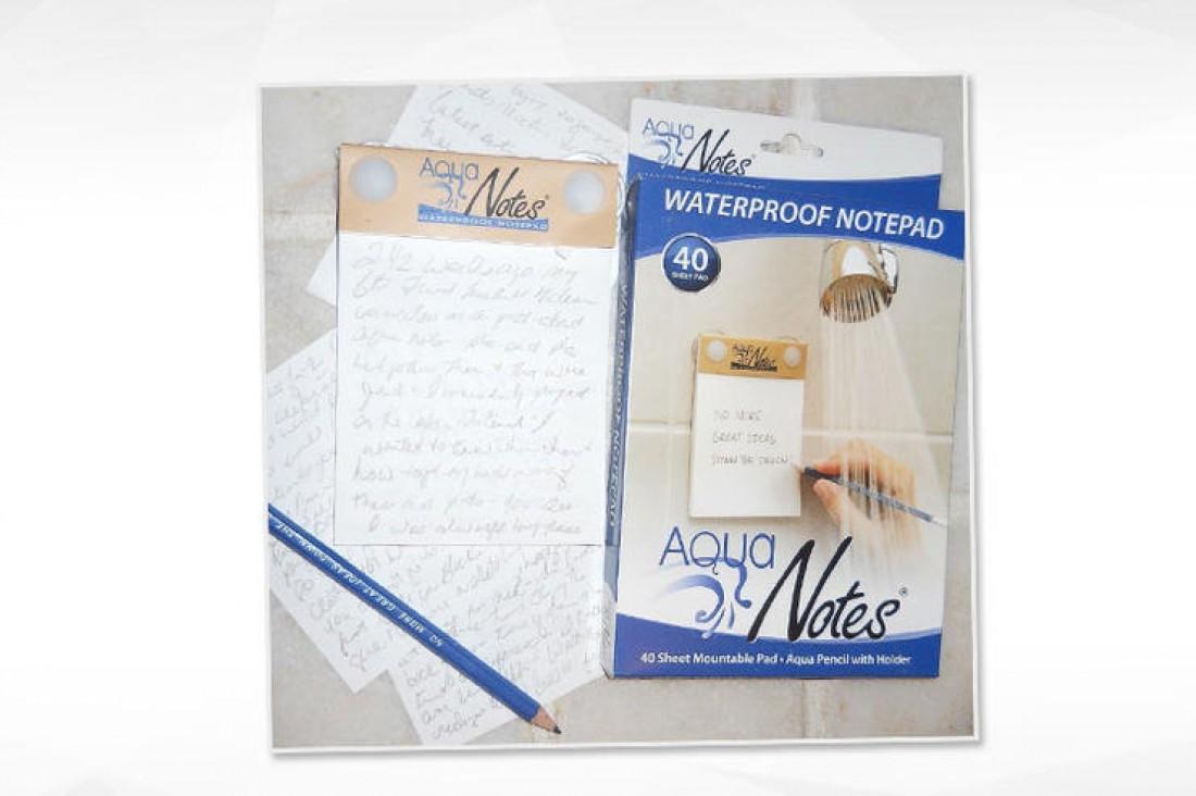 Непромокающий блокнот Aqua Notes. Цена - 170 грн