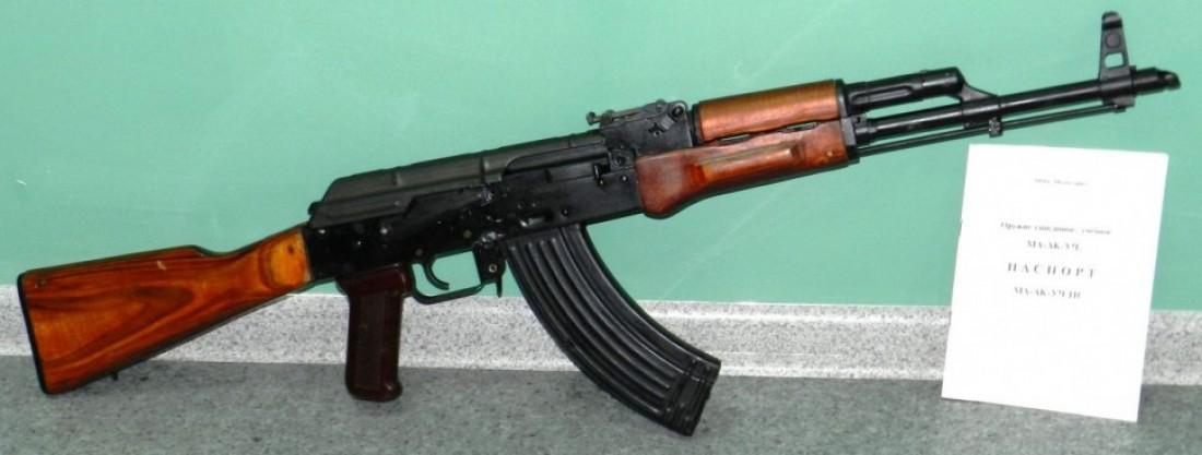 АКМ — доработанная версия АК-47