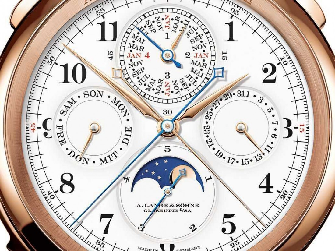 A. Lange & Sohne Grand Complication — $2,5 млн за штуку