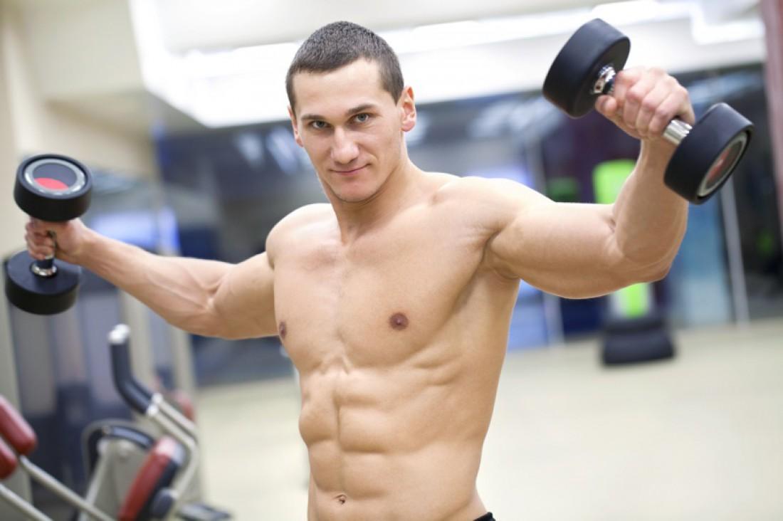 Не растут мышцы? Увеличь суточное потребление калорий
