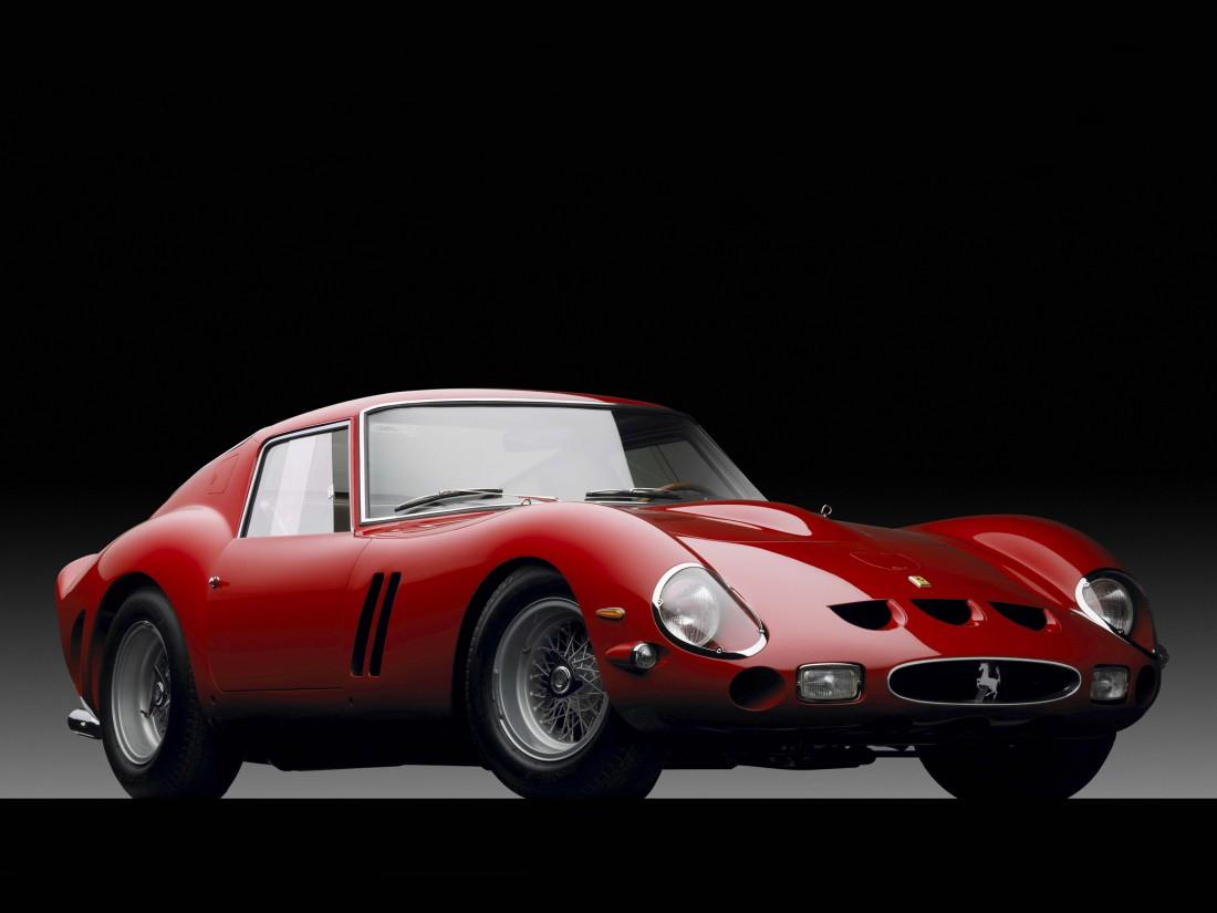 Коллекционные Ferrari GTO - удел мужчин невероятно богатых