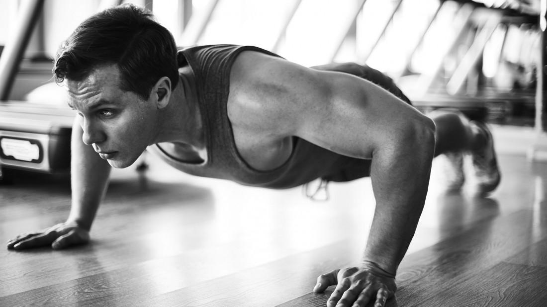 Упражнения с собственным весом одновременно повышают выносливость, силу, развивают массу