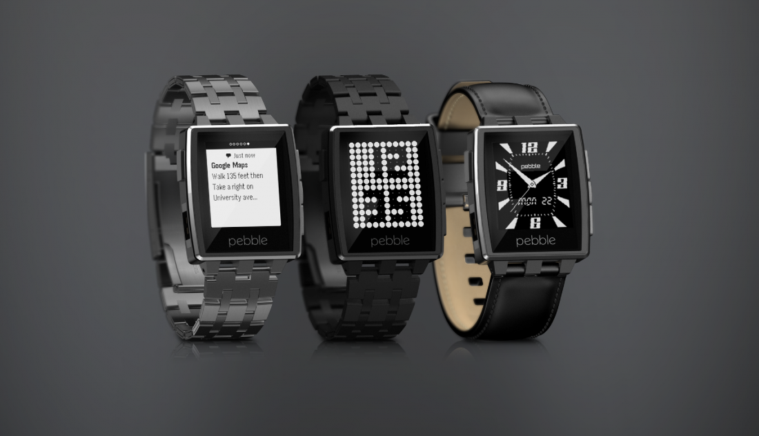Pebble Steel. Цена – 3300 гривен