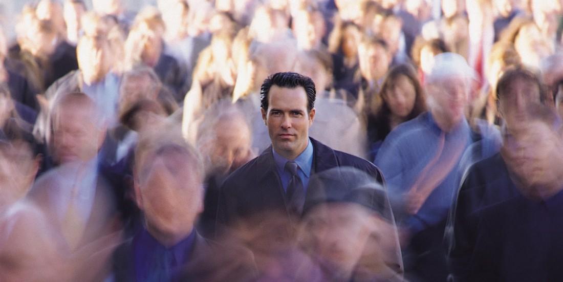 Как не затеряться в толпе: наряжайся стильно