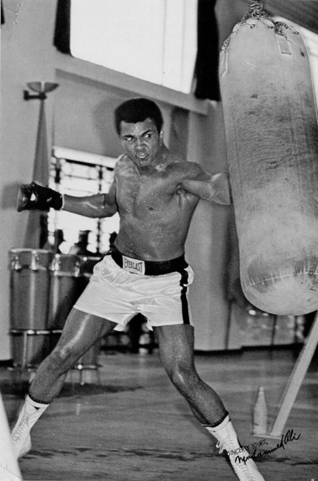 Утренний бокс - лучший способ размять мышцы