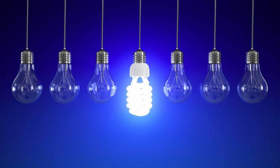 Энергосберегающие лампы выделяют пары и летучие соединения
