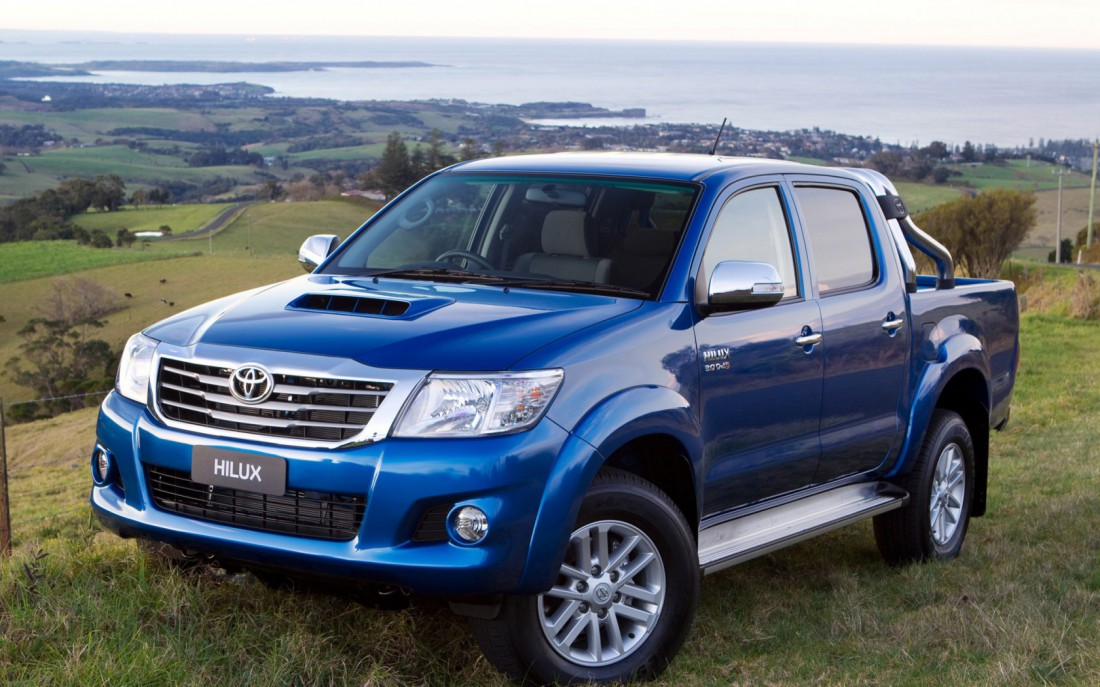 Сегодня Toyota Hilux производится в Таиланде, ЮАР, Аргентине и Индонезии