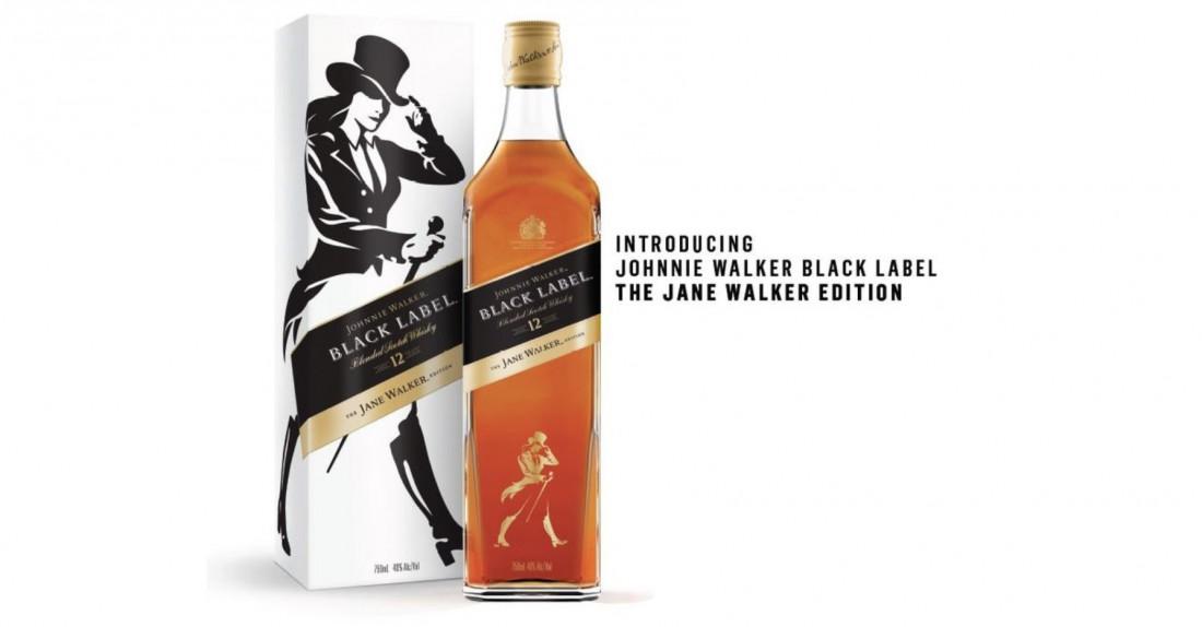 Тираж Jane Walker — всего 250 000 бутылок