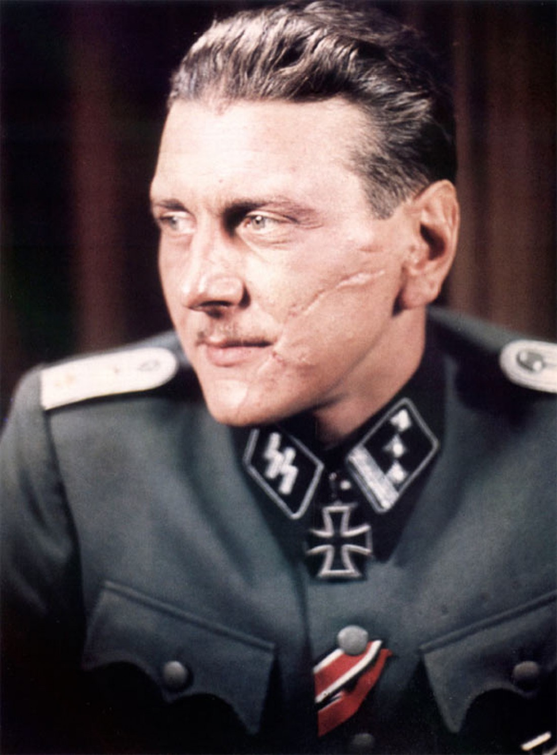 Немецкий диверсант Отто Скорцени
