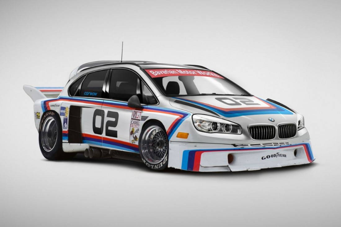 BMW Active CSL Tourer