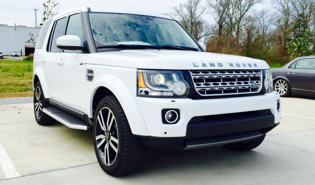 Land Rover LR4. Его заменит новое, пятое поколение Land Rover LR