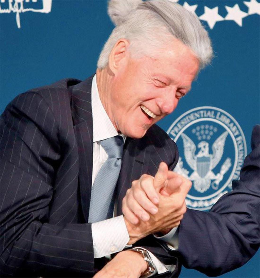 Билл Клинтон — 42-й Президент США от Демократической партии. До своего избрания на пост президента США Клинтон пять раз избирался губернатором штата Арканзас