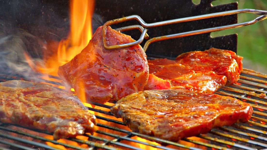 Не дай огню добраться до твоего мяса
