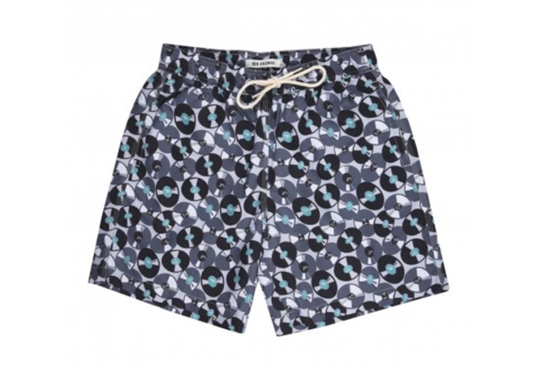 Пляжные шорты Ben Sherman — $44