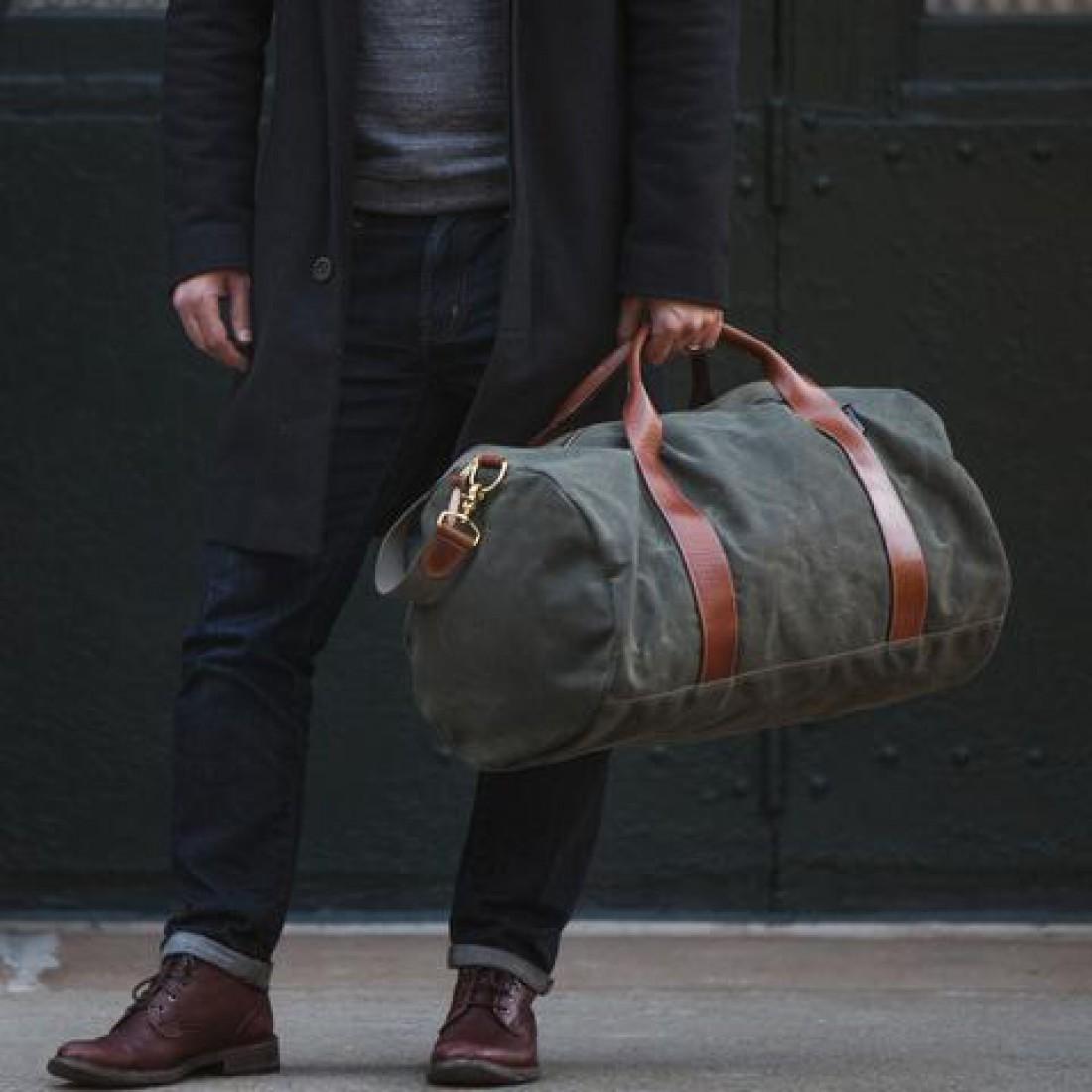 Weekender. Он же — сумка для коротких путешествий, сумка выходного дня