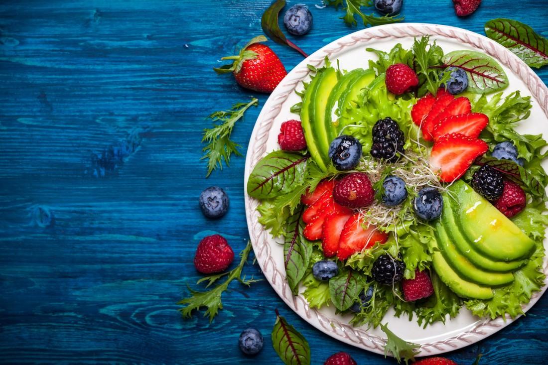 Как ускорить метаболизм — за день съедай тарелку фруктов и овощей