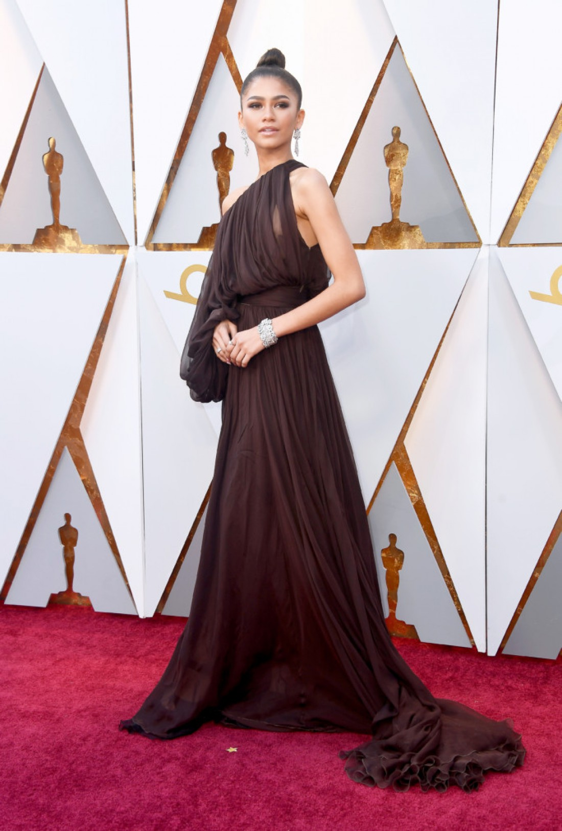 Зендая в платье Giambattista Valli Haute Couture