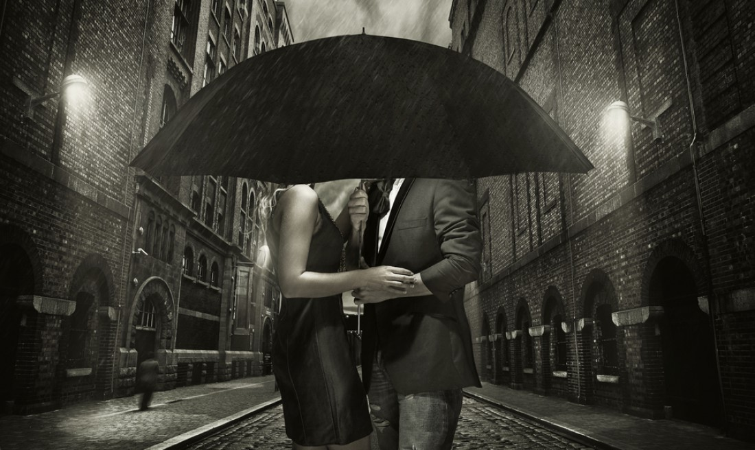 Покупай зонт, под которым будет место и для любимой