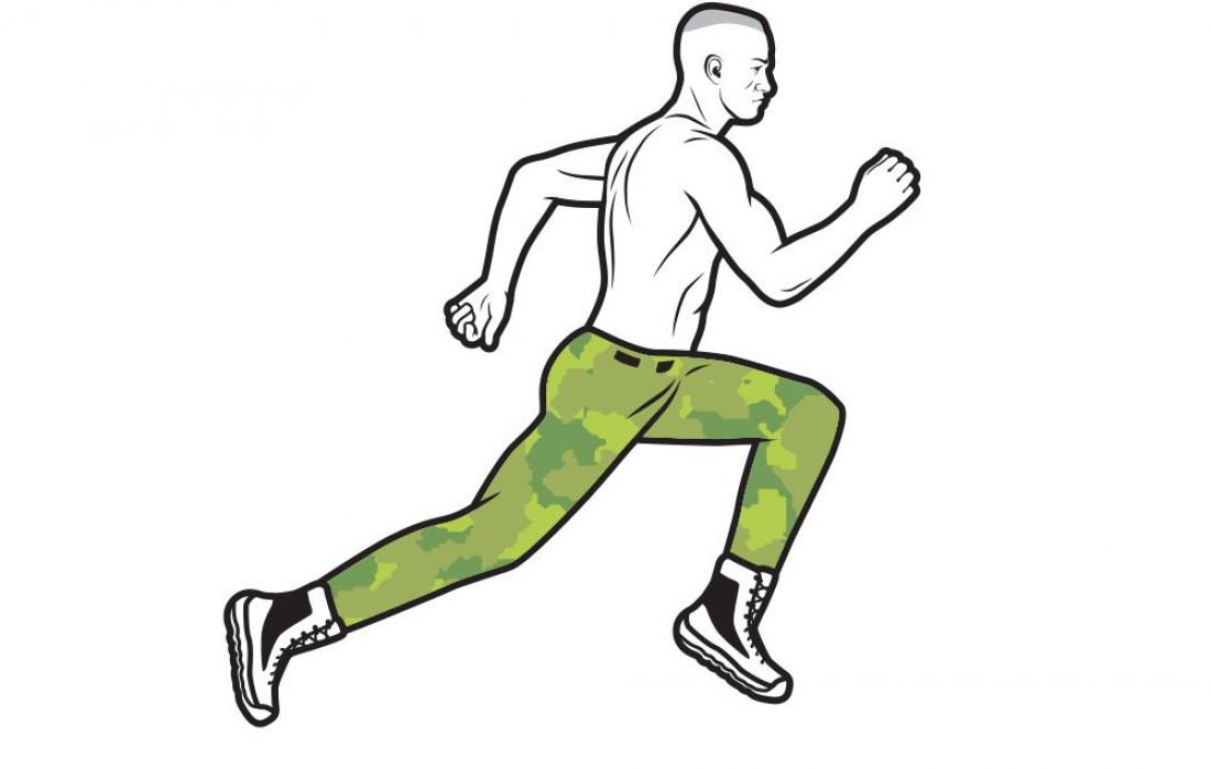 Бег — хороший способ укрепить сердце и натренировать выносливость
