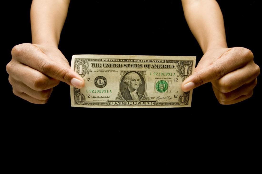 Каждый день старайся откладывать хотя бы по доллару